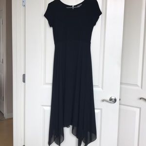 Vince Camuto Black Long Dress